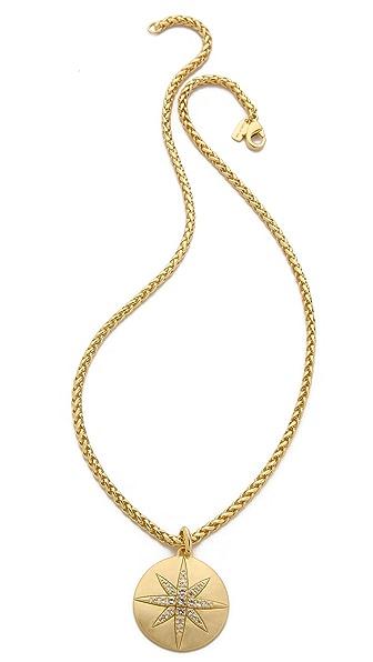 Elizabeth and James Caspian Pendant Necklace