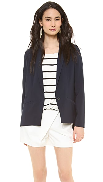 Elizabeth and James Drapey Vern Jacket