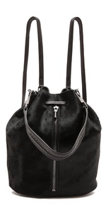 elizabeth and james cynnie haircalf sling bag