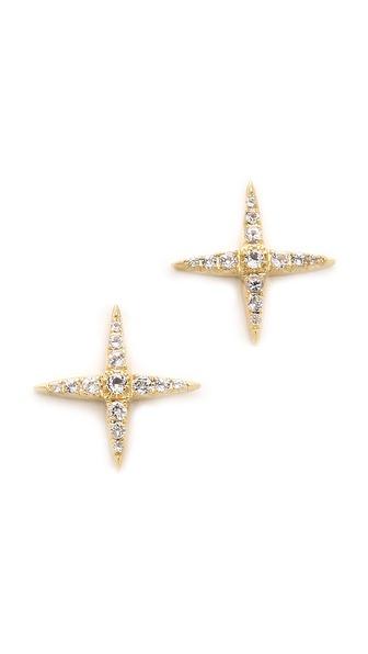 Elizabeth and James Kara Stud Earrings