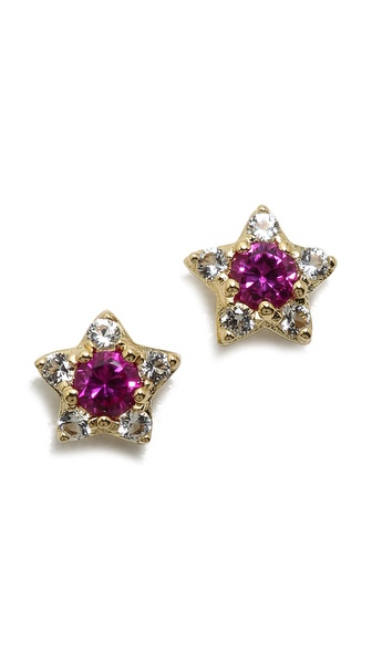 Elizabeth and James Bass Stud Earrings