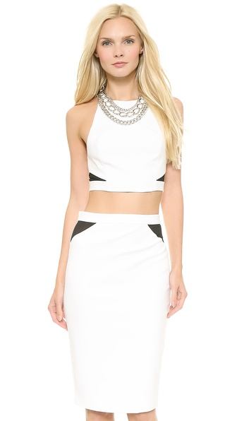 Elizabeth and James Ava Crop Top