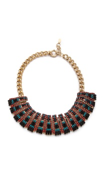 Elizabeth Cole Large Collar Necklace