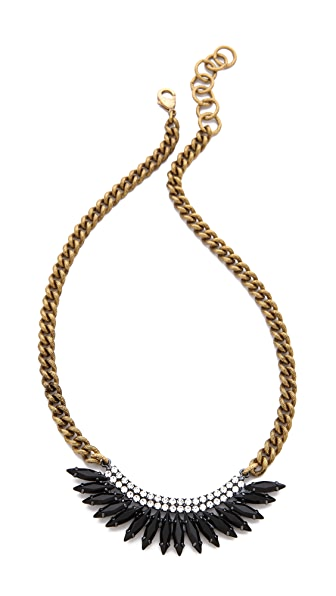 Elizabeth Cole Mohawk Necklace