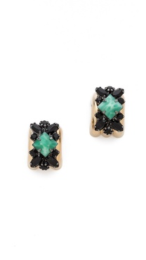 Elizabeth Cole Mound Earrings