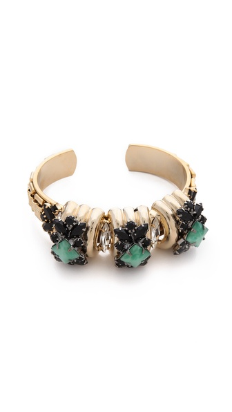 Elizabeth Cole Mound Cuff Bracelet