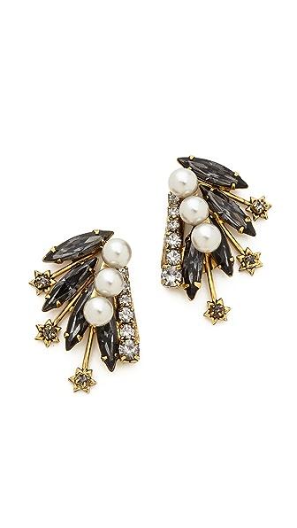 Elizabeth Cole Halley Earrings