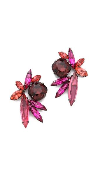 Elizabeth Cole Elson Earrings