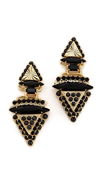 Elizabeth Cole Callie Earrings