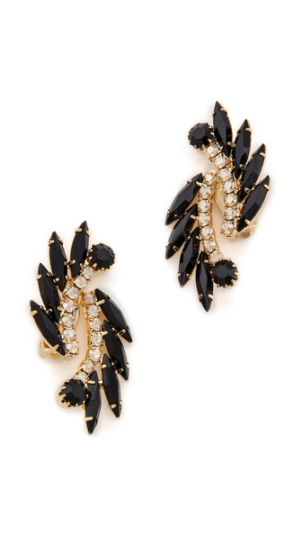 Elizabeth Cole Simone Earrings