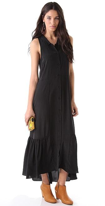 Elkin Long Brothel Dress