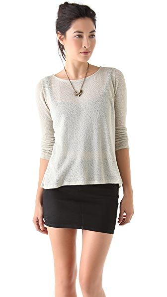 Elkin Dune Sweater