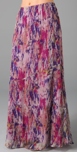 Ella Moss Atlantis Long Skirt from shopbop.com