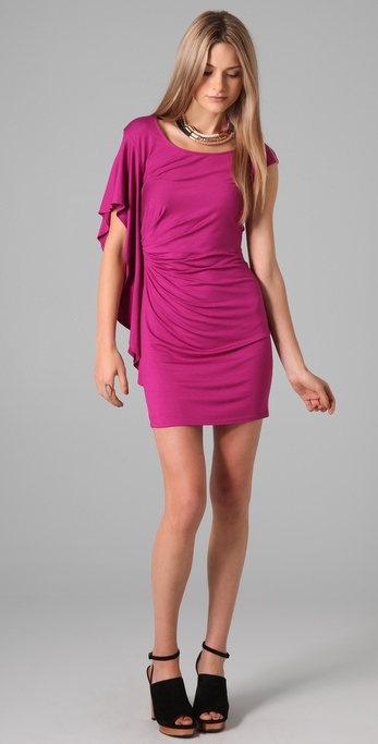 Ella Moss Britt Asymmetrical Dress