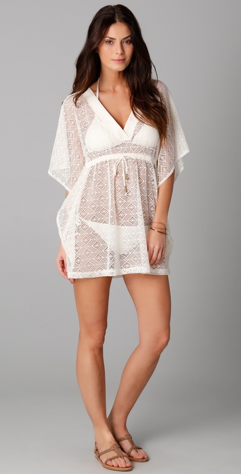 Ella Moss Rhapsody Tunic Cover Up