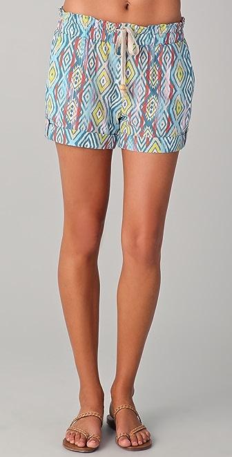 Ella Moss Aztec Shorts