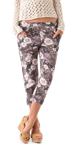 Ella Moss Rosa Flora Pants