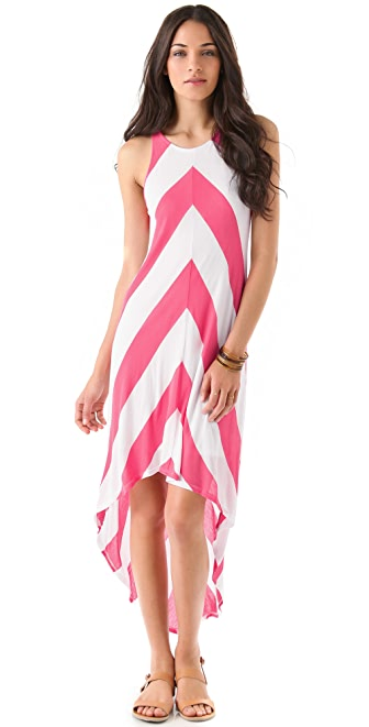 Ella Moss Vida Uneven Hem Dress