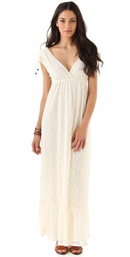 Ella Moss Senorita Lace Maxi Dress