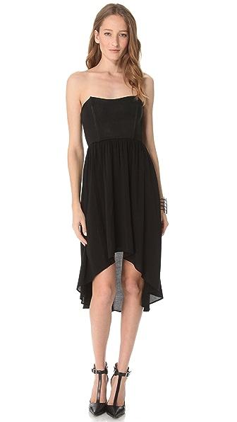 Ella Moss Roslyn Strapless Dress