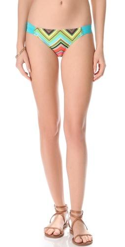Ella Moss Caravan Tab Side Bikini Bottoms