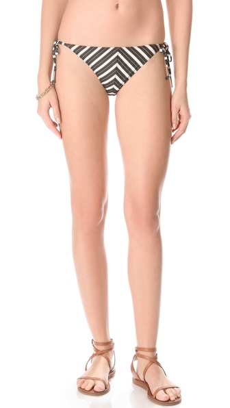 Ella Moss Portofino Tie Side Bikini Bottoms