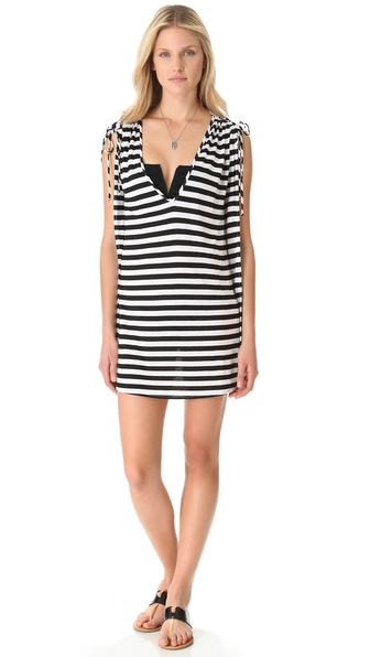 Ella Moss Portofino Tunic Cover Up Dress