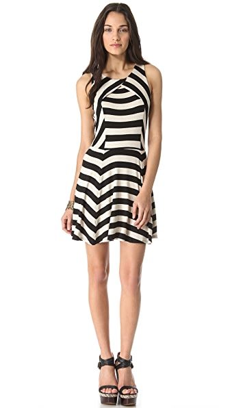 Ella Moss Sam Striped Dress