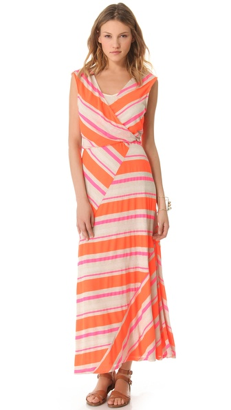 Ella Moss Zadie Sleeveless Maxi Dress