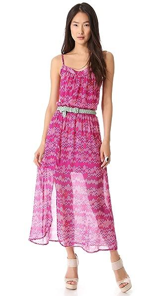 Ella Moss Sand Dune Maxi Dress