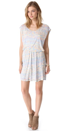 Ella Moss Sand Dune Mini Dress