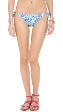 Ella Moss Savannah Tie Side Bikini Bottoms