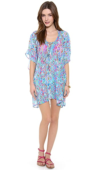 Ella Moss Savannah Cover Up Tunic