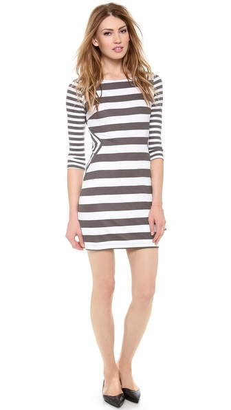 Ella Moss Courtney Dress - Graphite