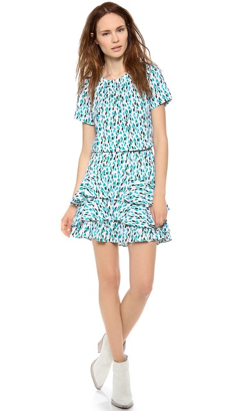 Ella Moss Lana Dress - Mimosa