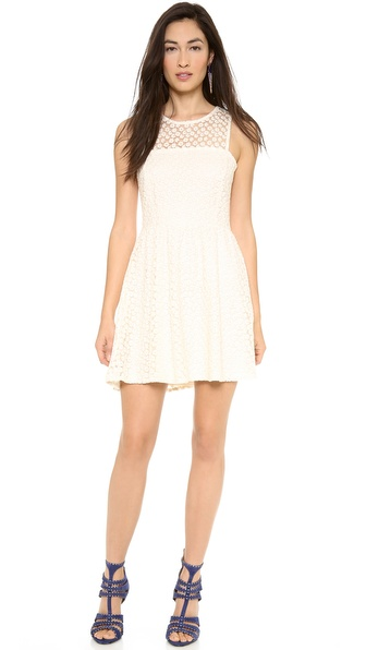 Ella Moss Taylor Dress - Natural