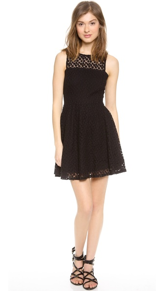 Ella Moss Taylor Dress - Black