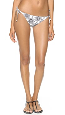 Ella Moss Moselle Tie Side Bikini Bottoms