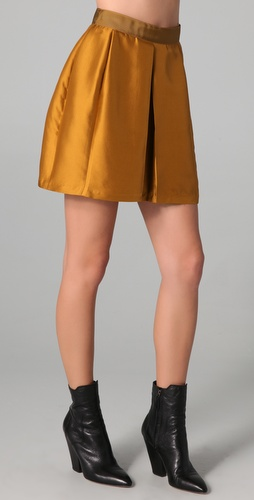 Ellery The End Miniskirt