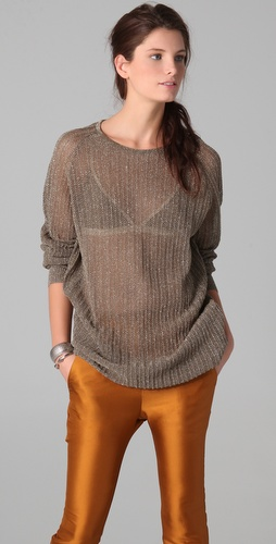 Ellery Newton Sweater