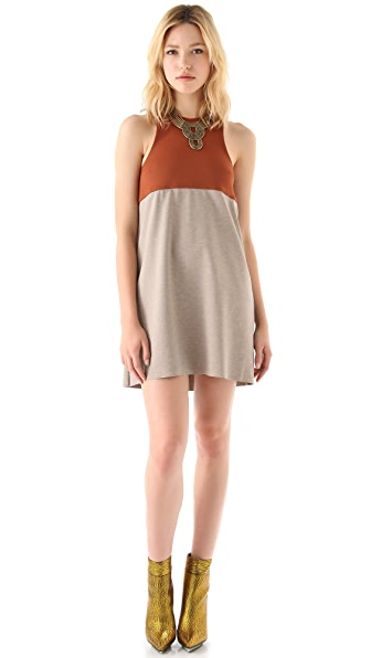 Ellery Mooney Two Tone Dress