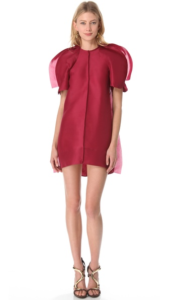 Ellery Shadow Shift Dress