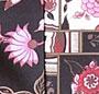 Black/Rose