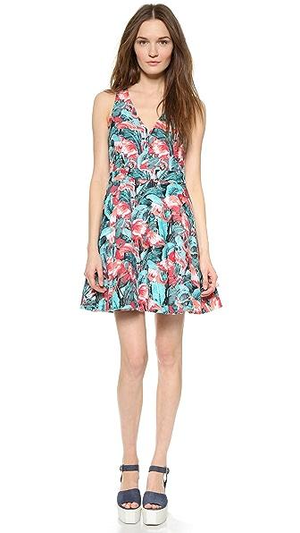 Kupi Elle Sasson haljinu online i raspordaja za kupiti Elle Sasson Abigale Flamingo Lace Dress Multi online