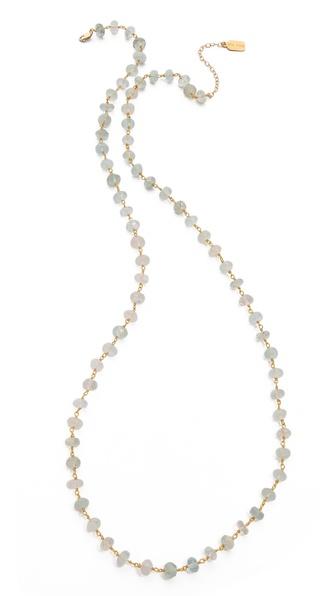 Ela Rae Diana Amazonite Necklace
