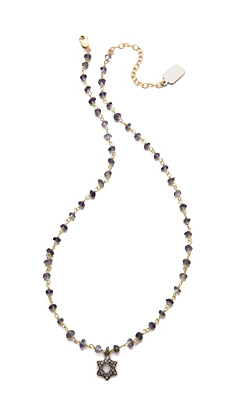 Ela Rae Phoebe 6 Pointed Star Necklace