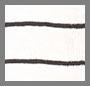 Natural w/ Black Marker Stripe