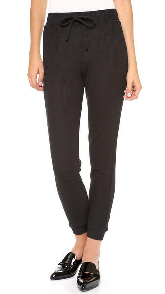 Edith A. Miller Drawstring Sweatpants