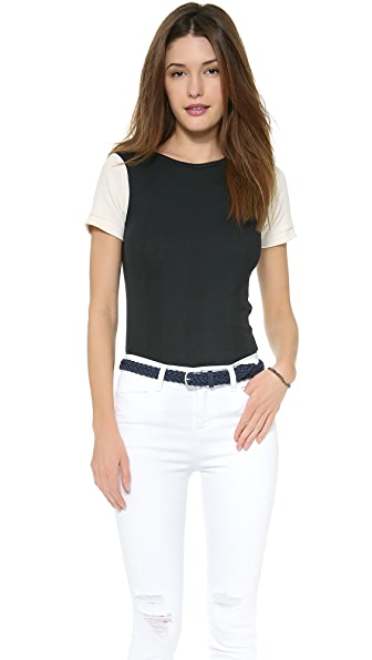 Edith A. Miller Combo Thermal Tee