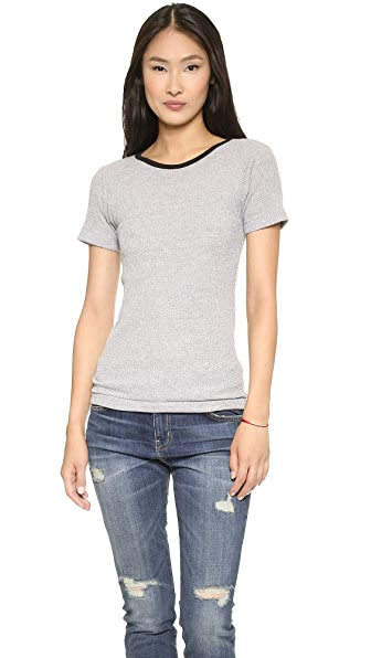 Edith A. Miller Thermal Crew Neck Tee